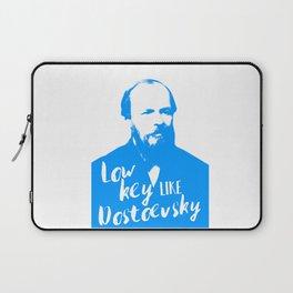 Low Key like Dostoevsky Laptop Sleeve