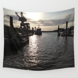 hh seaport Wall Tapestry