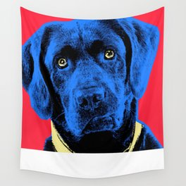 Dog Gone it!   Life is Short.   Art by Robert Poster Print Wall Tapestry