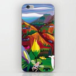 Mill Valley to Zen Gulch iPhone Skin