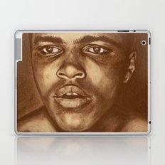 round 1...cassius clay Laptop & iPad Skin