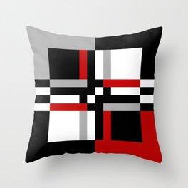 Geometric pattern 7 Throw Pillow