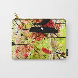 In The Falling Rain Carry-All Pouch