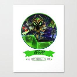 League Of Legends - Veigar Canvas Print