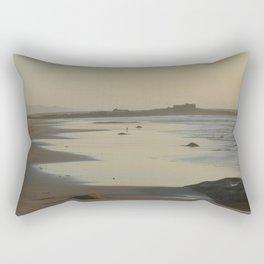 Light reflected on the sea Rectangular Pillow