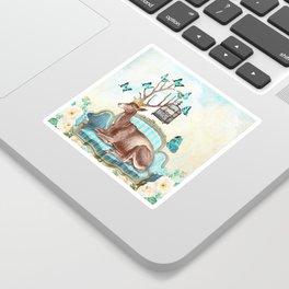 Deer me Sticker
