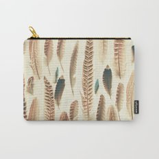 Found Feathers Carry-All Pouch