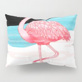 The Flamingo Pillow Sham