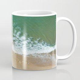 Rock in the Atlantic Ocean Coffee Mug