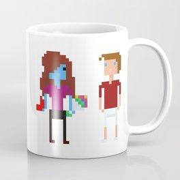 Bleue de toi Coffee Mug