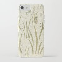 grass iPhone & iPod Cases featuring Grass by Armin