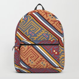 Pre Inka Pattern Backpack