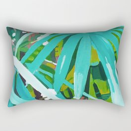 Botanical Garden 2 Rectangular Pillow