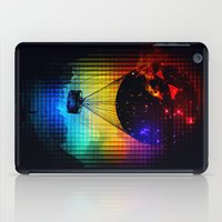 baloon iPad Cases featuring TERROR AIR BALOON by immiggyboi90