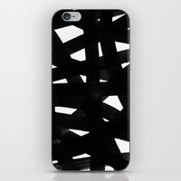 georgiana paraschiv iPhone & iPod Skins featuring TX02 by Georgiana Paraschiv