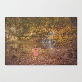 Fall Wonderland Canvas Print