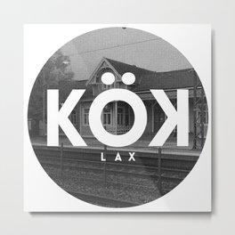 Köklax Metal Print
