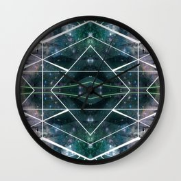 Outsiders Wall Clock