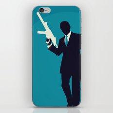 Minimalist Bond: Quantum of Solace iPhone & iPod Skin
