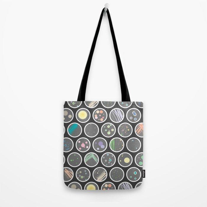 Petri Dish Tote Bag