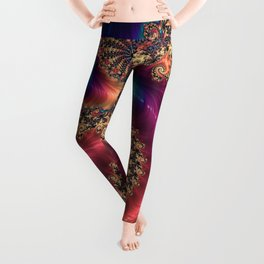 The Infinite Rainbow Leggings