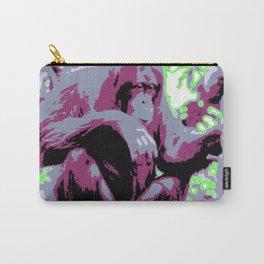 Pop Art Orang Utan Carry-All Pouch
