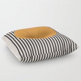 Bauhaus Art I Floor Pillow