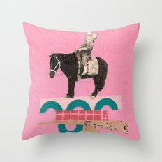 Higher Ground- Ellie Throw Pillow