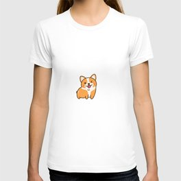 Kawaii Corgi T-shirt