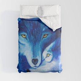 Ante Luna Lupus Comforters
