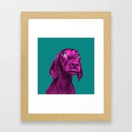 The Dogs: Guy 3 Framed Art Print