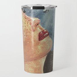 Deep Blue - Ocean Travel Mug