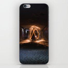 Firework gallery 1 iPhone Skin