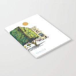 Sevilla 2 Notebook