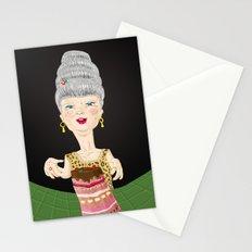 Let them eat cake Stationery Cards