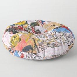 Al Diaz Floor Pillow