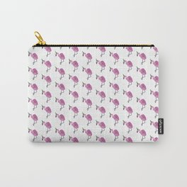 Party Flamingos Carry-All Pouch