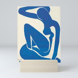 Blue Nude #1- Henri Matisse Mini Art Print