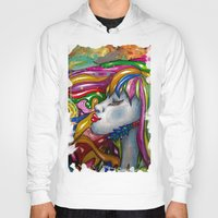 psychedelic Hoodies featuring Psychedelic by TheAsmek