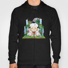 Fukusuke and the magic forest Hoody
