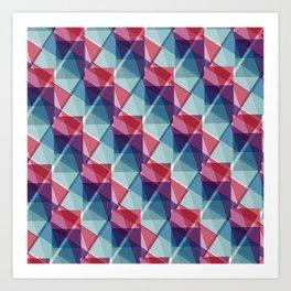 quattro Art Print