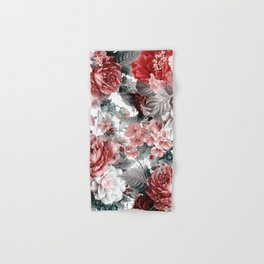 Floral Pattern#3 Hand & Bath Towel