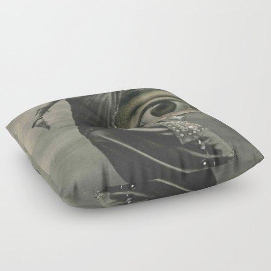 EYE CRY Floor Pillow