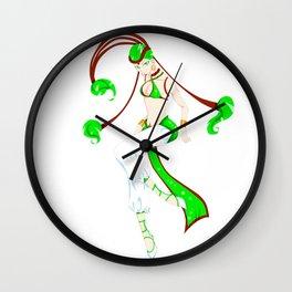 Jun Wall Clock