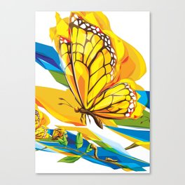 Learn for Changes Canvas Print