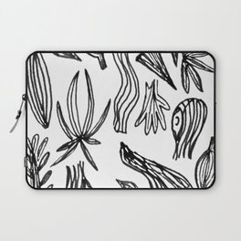 Plant Girl Laptop Sleeve
