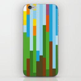 Rainforest Twilight iPhone Skin