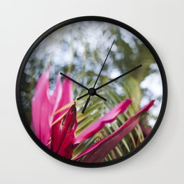 FL Color Pop Wall Clock