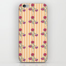 Charming Roses iPhone Skin