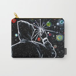 Write Universe -Galaxy Carry-All Pouch